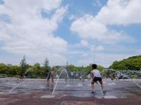 BL150531寝屋川公園の噴水2DSCF5986