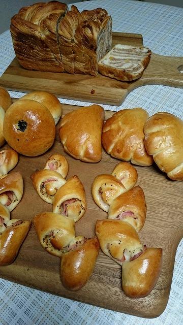 二度目のパン
