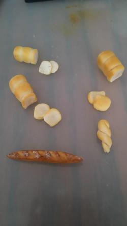 粘土のパン①2015.3.03