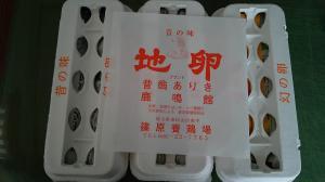 三宅さんから卵30個①2015.5.01