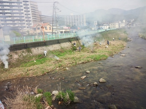 20150428 八幡川清掃5 ブログ