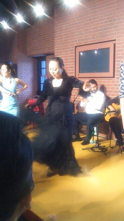 sara-san, flamenco