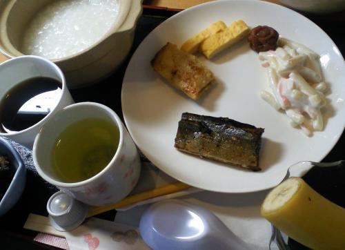 朝食(27.5.27)