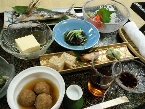 有竹お料理(27.5.29)