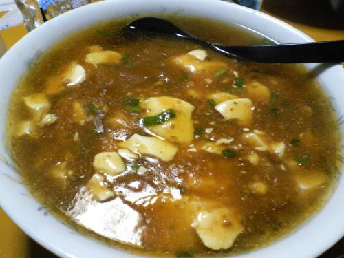 豆腐ラーメン(27.6.9)