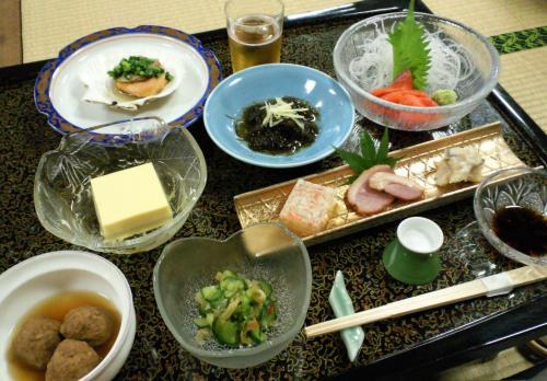 歓送迎会お料理(27.6.12)