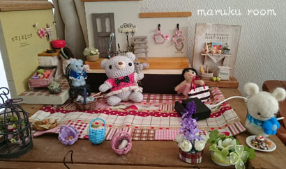 ミニコッコの部屋2015