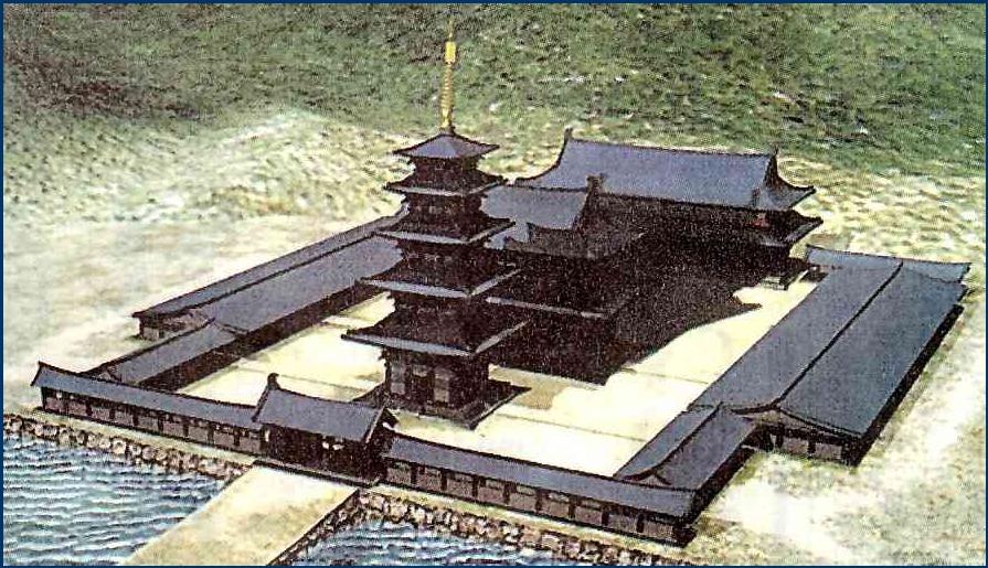 2-4 王興寺伽藍