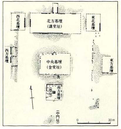 2-4 軍守里廃寺ー1