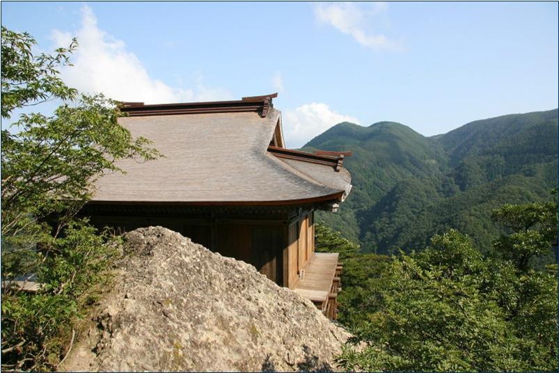 8-7 三仏寺文殊堂-120150215