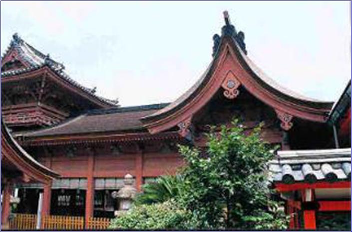8-8 伊佐爾波神社申殿 20150307