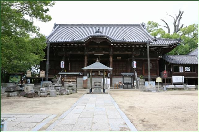 8-8 志度寺本堂 20150306