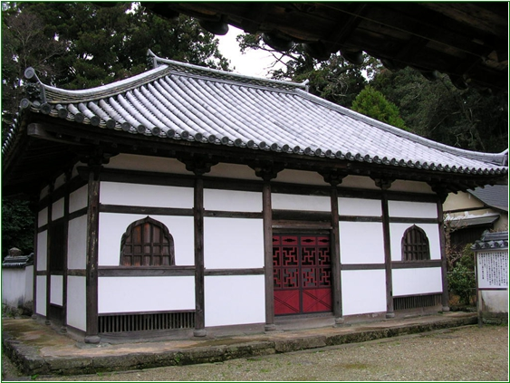 8-8 丈六寺経蔵 20150306