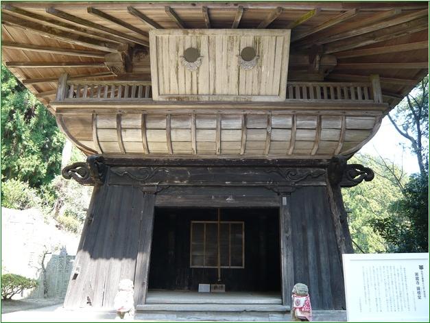 8-8 箸蔵寺鐘楼堂 20150306