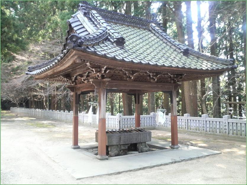 8-8 箸蔵寺手水舎 20150306