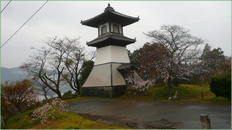8-8 箸蔵寺高灯籠 20150306