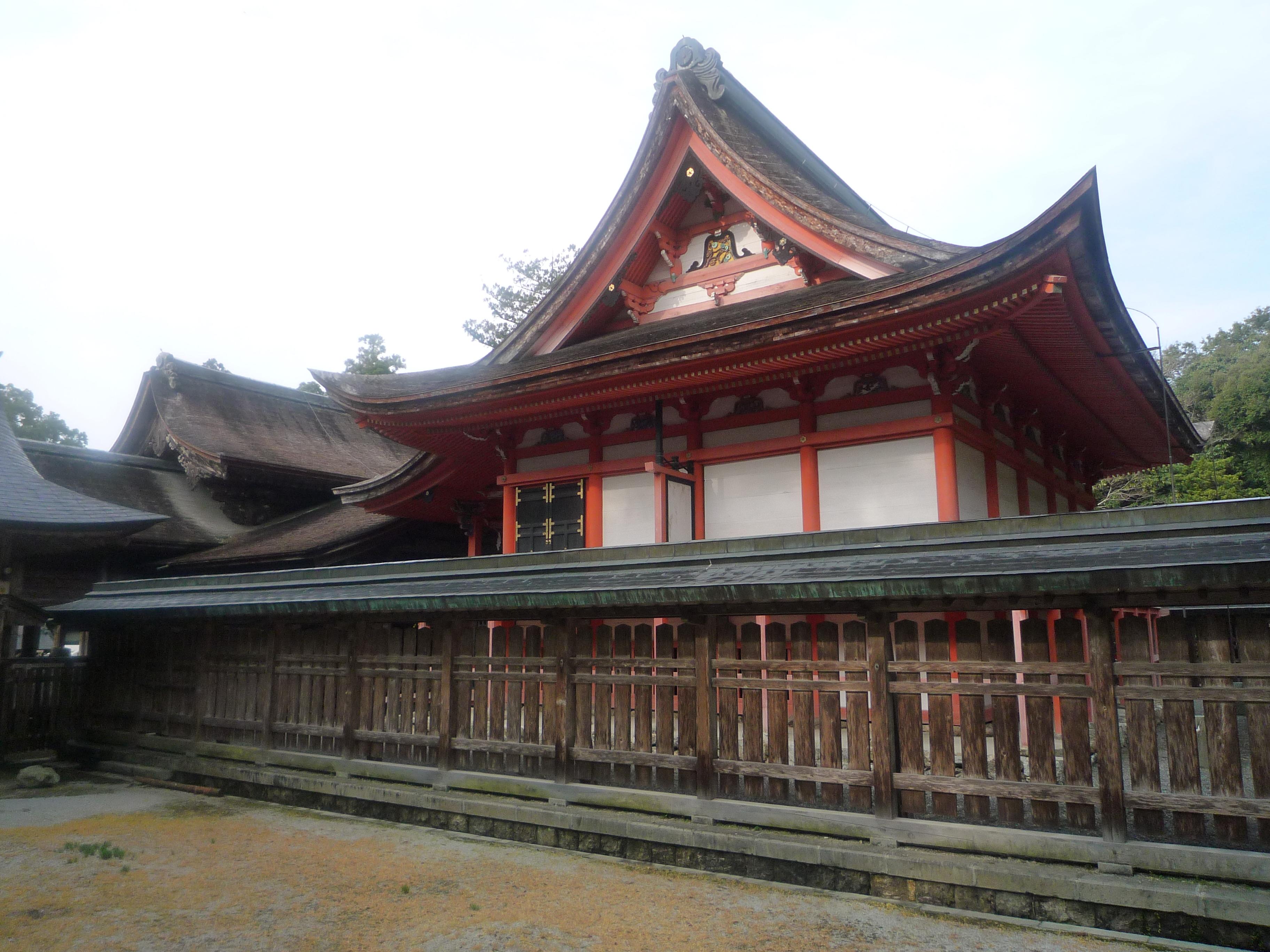 8-8土佐神社本殿