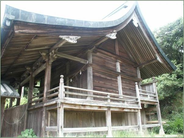8-8 宇志比古神社徳島 本殿20150305
