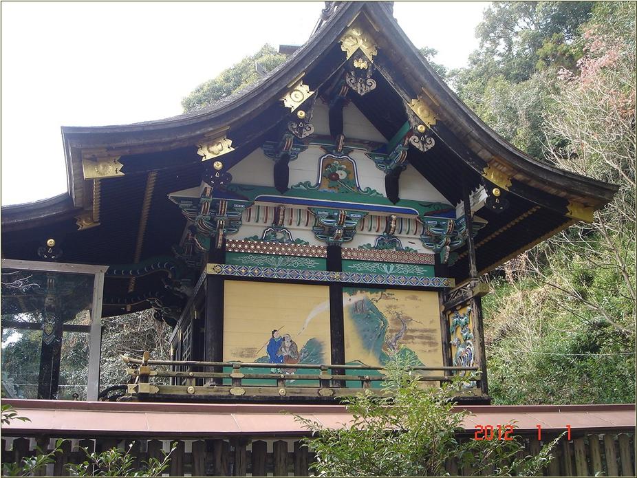 8-8 朝倉神社本殿 20150306