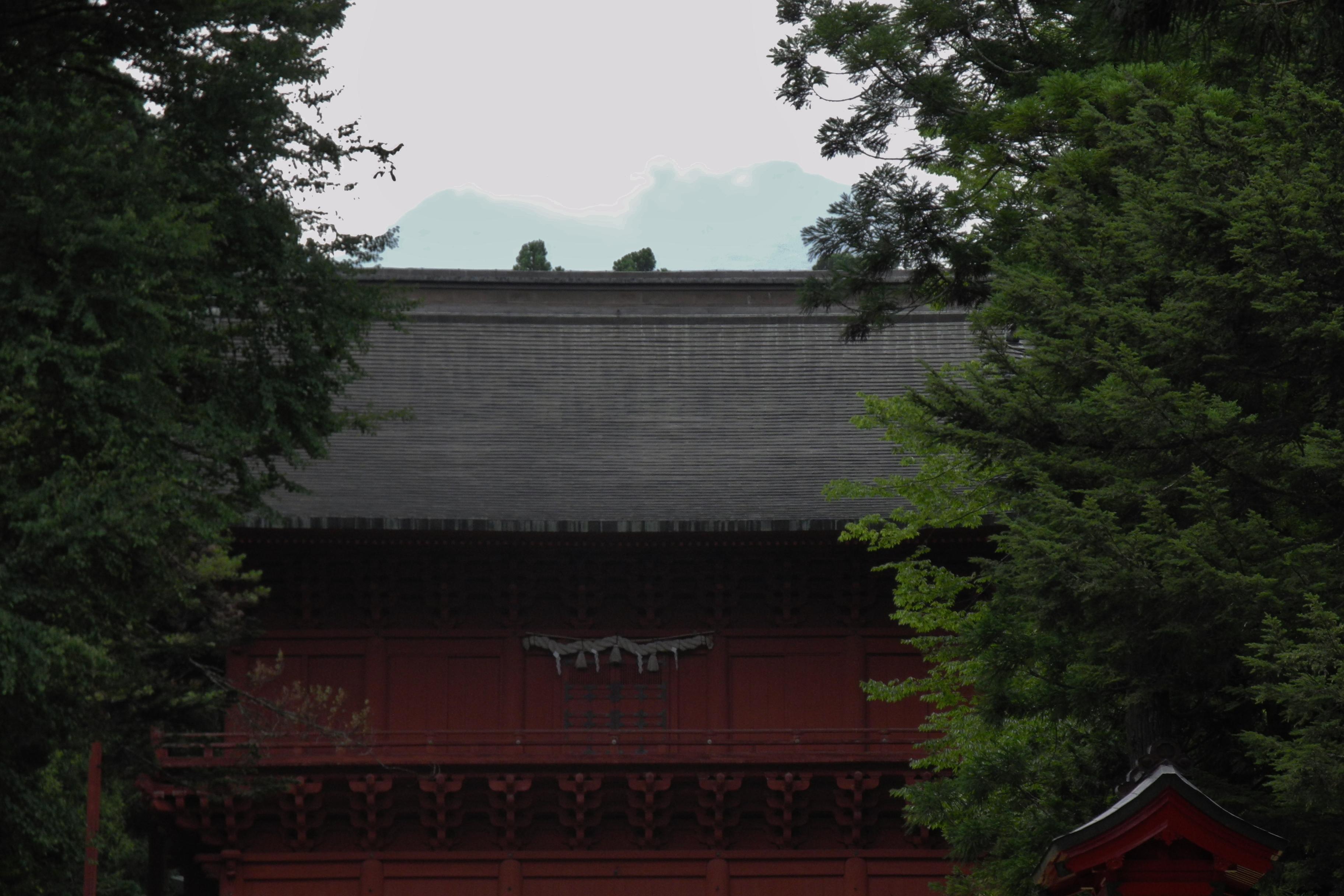 8-1-2 岩木山神社三門