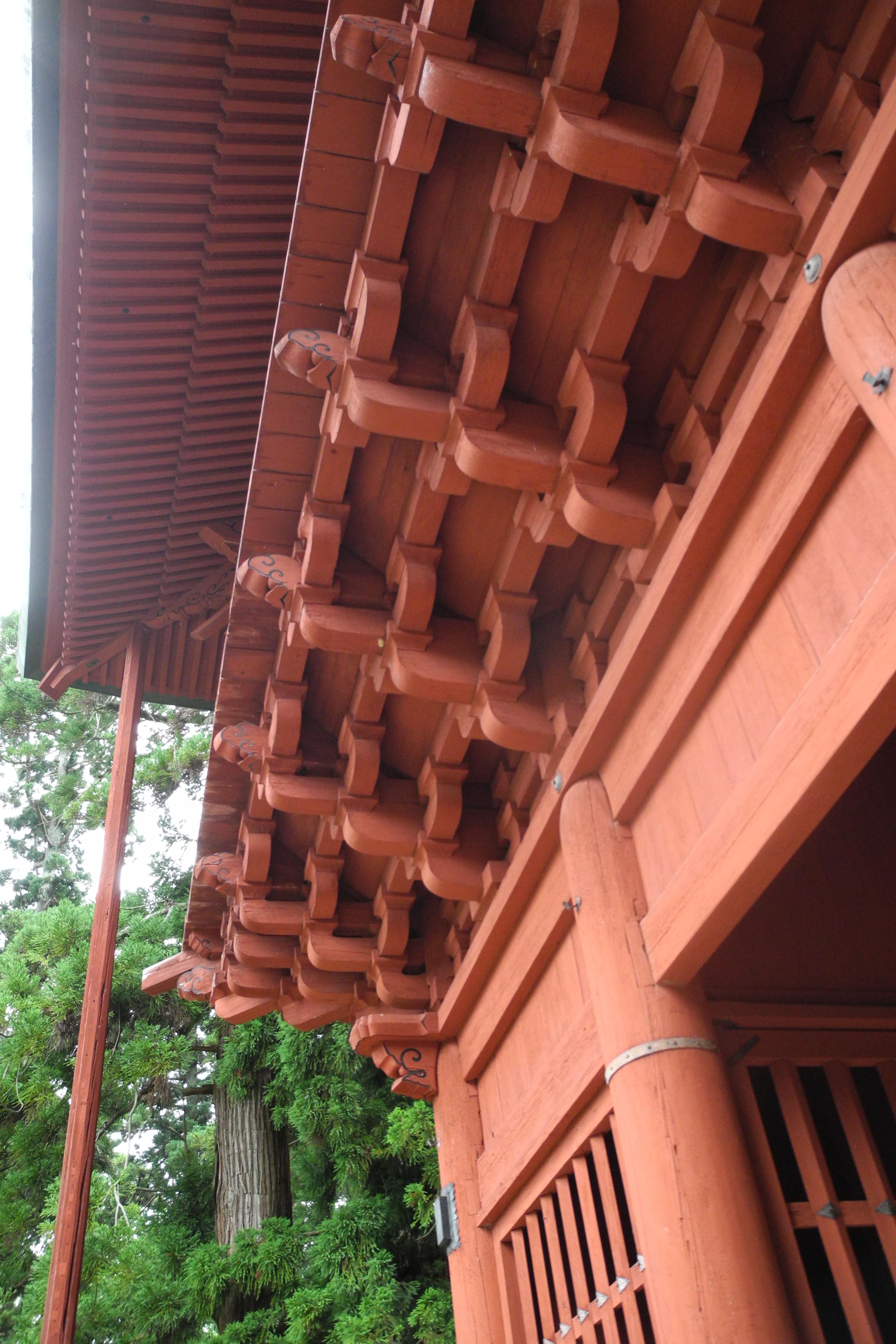 8-1-2 岩木山神社三門-3