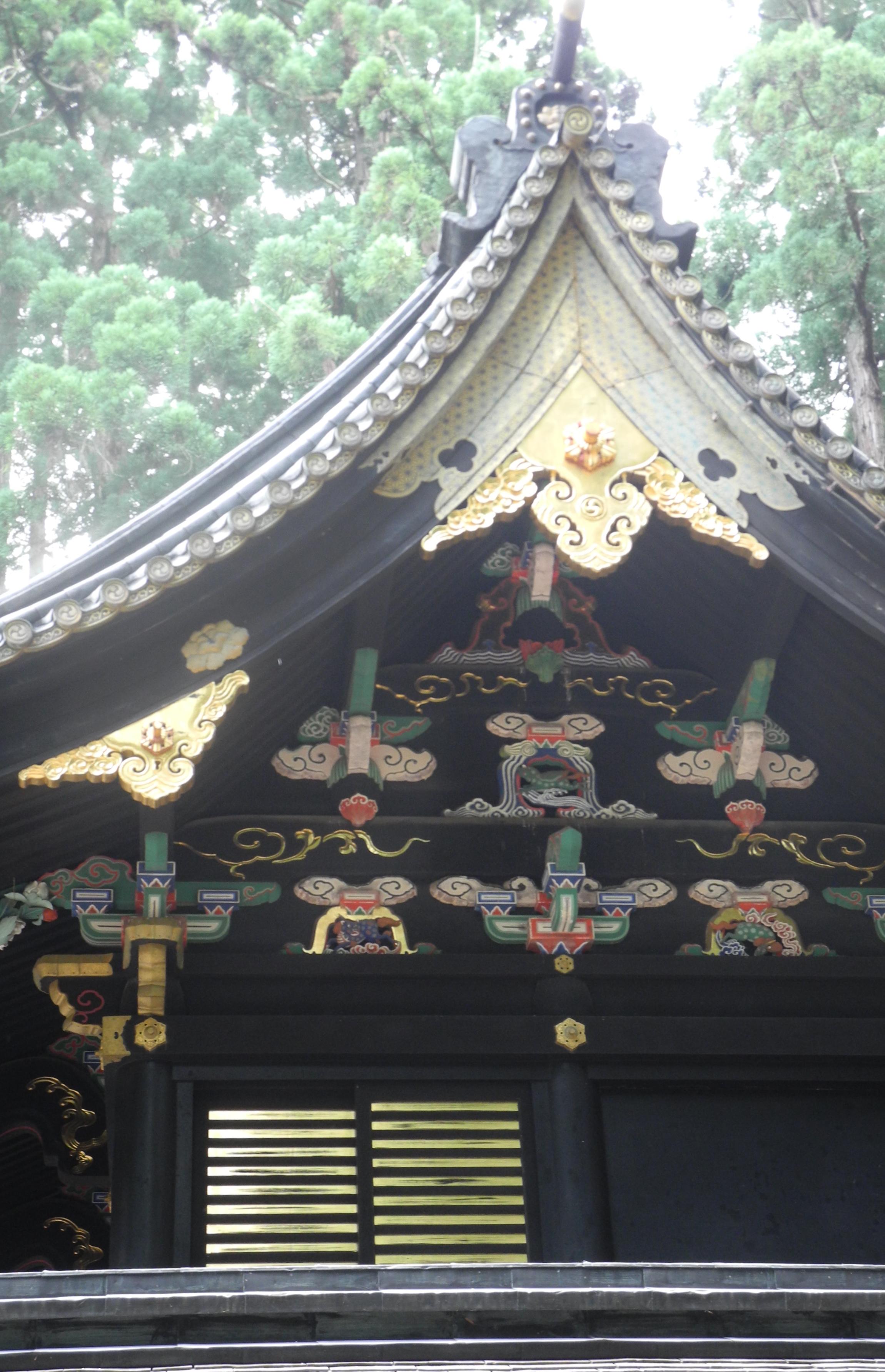 8-1-2 岩木山神社本殿-2