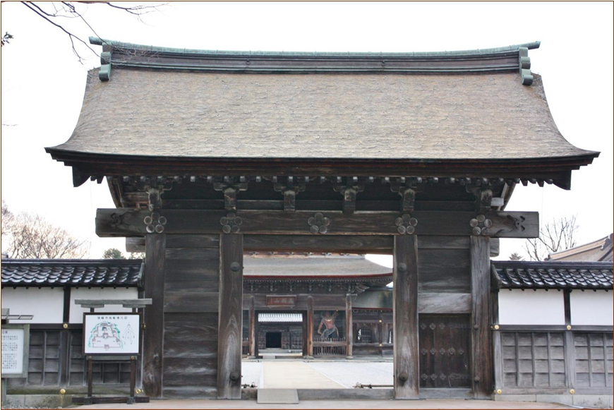 8-2-4 瑞龍寺総門