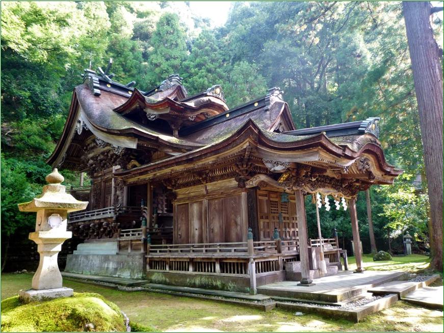 8-2-5 大瀧神社 社殿-1