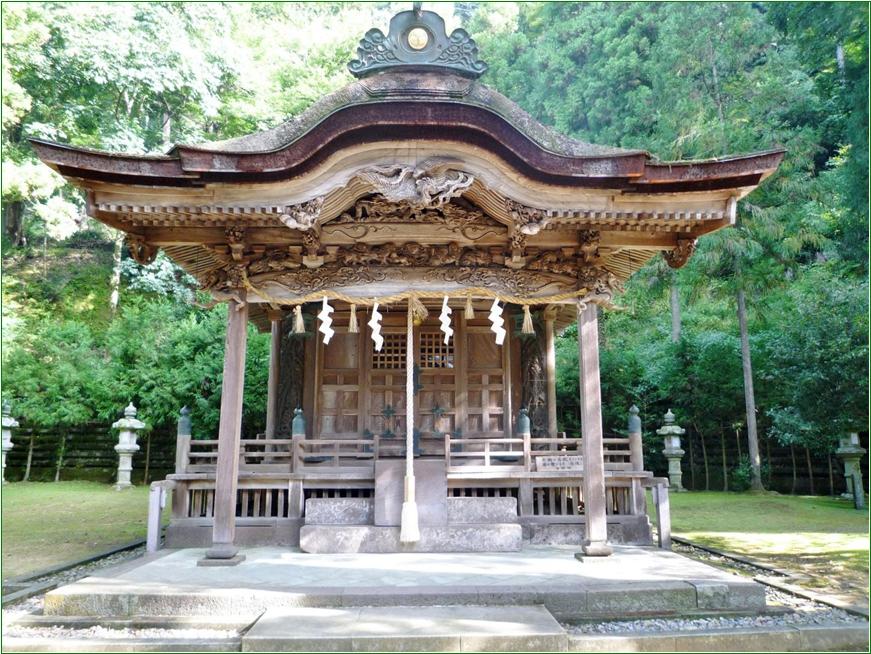 8-2-5 大瀧神社 社殿-4