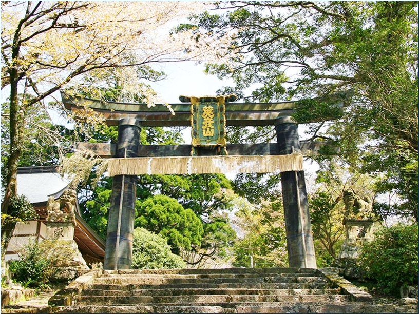 8-9-1 英彦山神社銅鳥居20150615