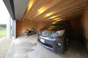 市川大野のガレージ7