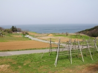 能登半島外浦海岸の風景