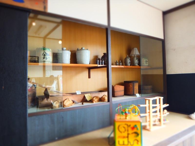 蔵カフェ 内装 2
