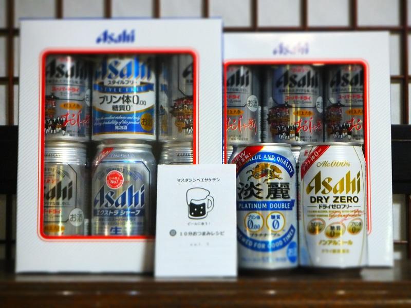 缶ビール頒布会 2