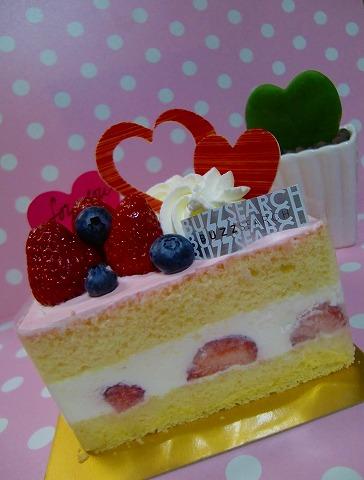 ケーキ(^^♪ 14.3.14