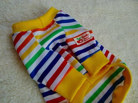 M*mania★カラフルボーダーTシャツ*