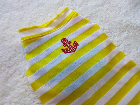 M*mania★マリンスタイルTシャツ+