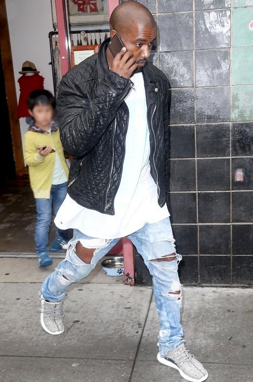 カニエ・ウェスト(Kanye West):クロムハーツ(Chrome Hearts)/アディダス(Adidas)