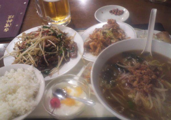 台湾料理店