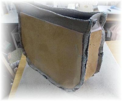 裂き織りバッグ5-2