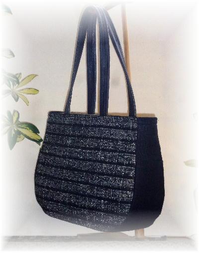 裂き織りバッグ5-6