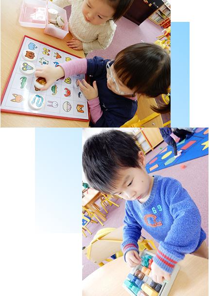 自由遊び 1歳児クラス⑤