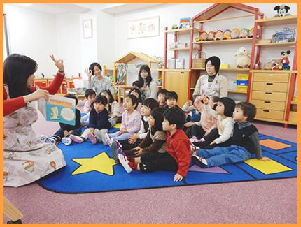 絵本読み聞かせ エレベータ・エスカレーター2歳児①