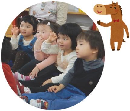絵本読み聞かせ エレベーター・エスカレーター2歳児②