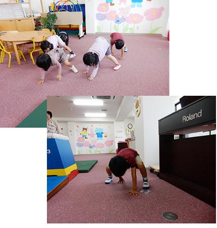 STEP3 跳び箱③