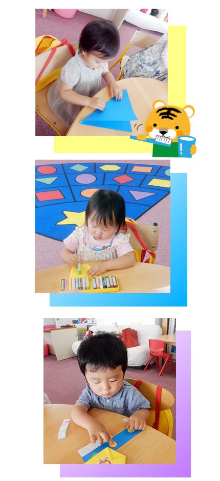虫歯予防デー1歳児①