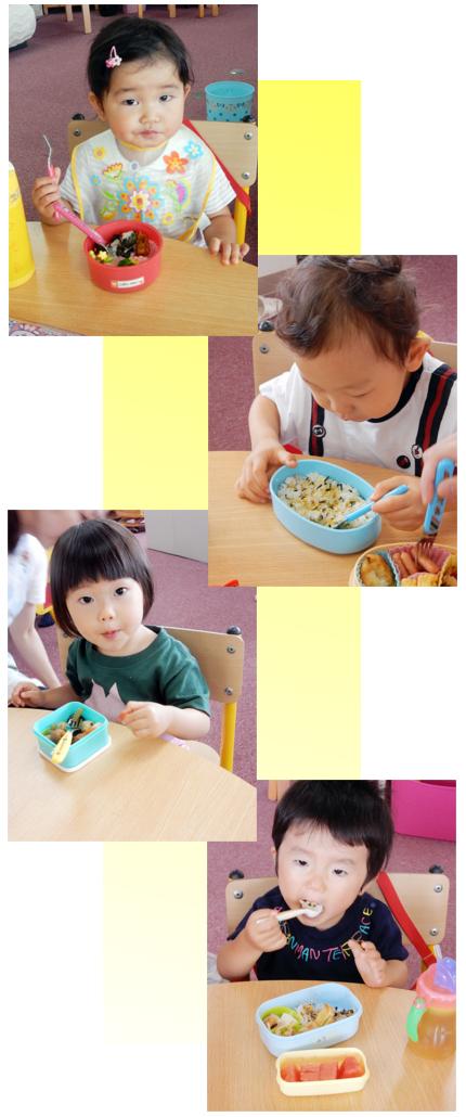 Baby MIE お弁当③