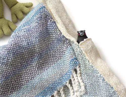 夏糸鞄のポケット