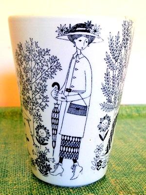 アラビア エミリア 花瓶3