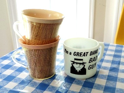 BAD GUY MUG RAFFIA